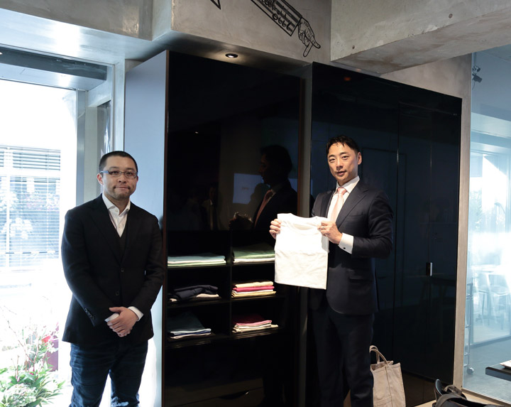 画像: - 今年3月に「ランドロイドカフェ」もオープンされましたね。なぜ異業種のカフェとコラボしようと思ったのですか。