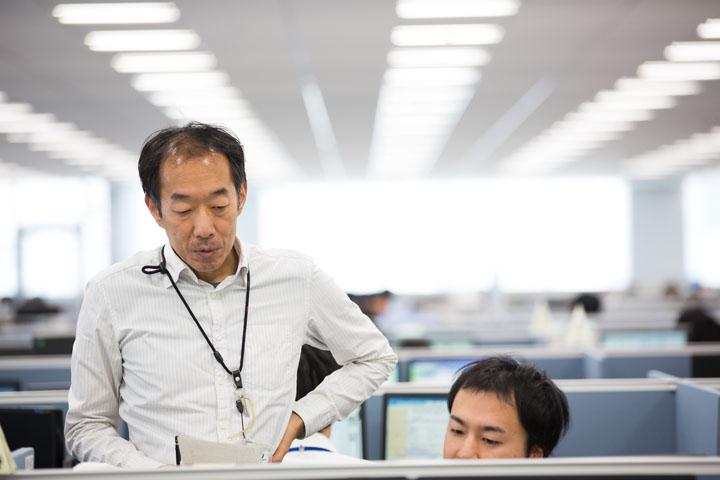 画像3: ユニアデックスの社員を撮影した写真をご紹介します  【その3】コールセンター(2017年10 月2日号)
