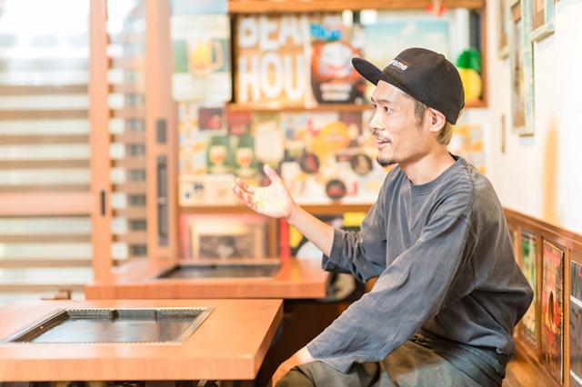 画像: 「ひめぜん」では藤元さんの故郷の味も味わえる。長崎っ子のソウルフード「雲仙ハム」にダシ用のアゴ。焼きそば麺のかわりにチャンポンの麺を使用。「少しでも地元に貢献したい。いつか振興会を挙げて長崎フェアを催したいと思っています」