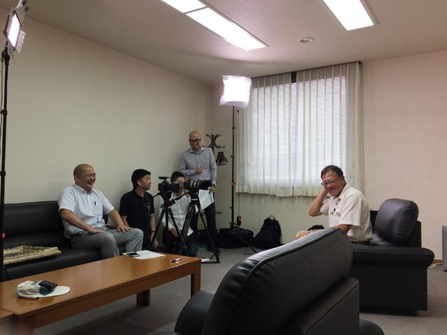 画像: 油機事業室次長の吉田様。