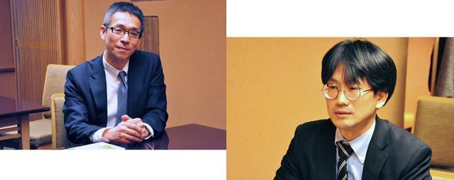 画像: 今回インタビューにうかがったユニアデックス未来サービス研究所 小椋(左)と同齊藤(右)