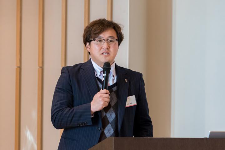 画像: 納田牧場代表取締役社長 納田 明豊さん