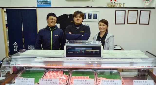 画像: ― 養豚業を盛り上げる!AIもお役に立てると嬉しいです。