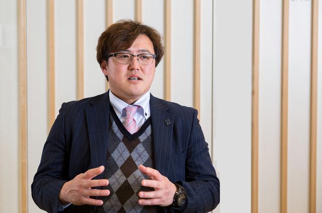 画像: 納田牧場 代表取締役社長 納田 明豊さん