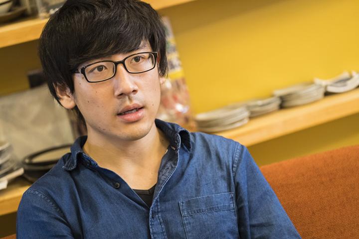 画像: 代表取締役 山本遼さん。起業されたのは、25歳の時。3年たち高齢者向けの物件も増えてきましたが、まだまだ不足している。