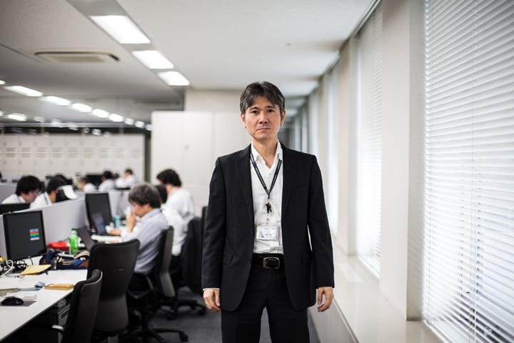 画像5: ユニアデックスの社員を撮影した写真をご紹介します  【その5】中部支店(2018年10月11日号)