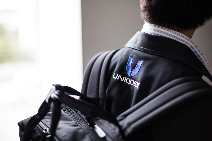 画像2: ユニアデックスの社員を撮影した写真をご紹介します  【その5】中部支店(2018年10月11日号)
