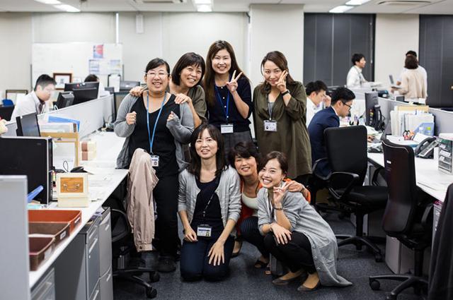 画像4: ユニアデックスの社員を撮影した写真をご紹介します  【その5】中部支店(2018年10月11日号)