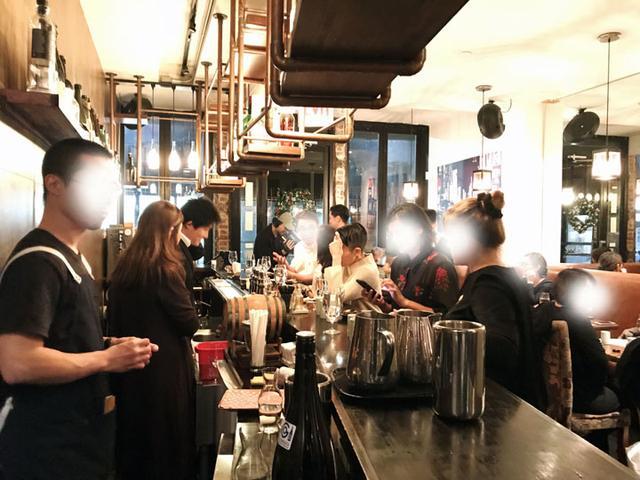 画像: ニューヨークの和食レストラン「SAKAMAI」で開かれたイベント「IKKON BAR」
