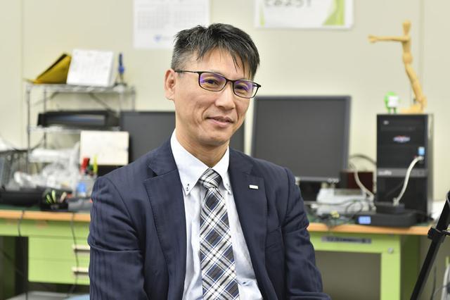 画像: ユニアデックス 未来サービス研究所 藤田 勝貫