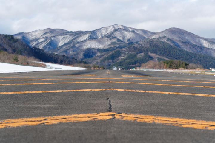 画像2: 飛行場閉鎖の危機を乗り越える