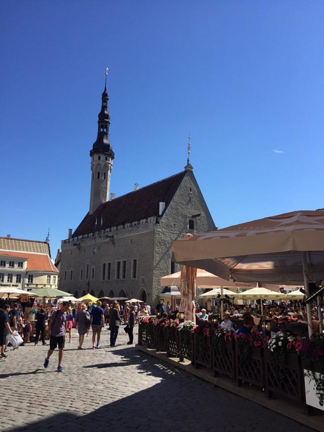 画像1: 世界最先端のIT国家 エストニアから届いた写真を お届けします(2019年3月4日号)