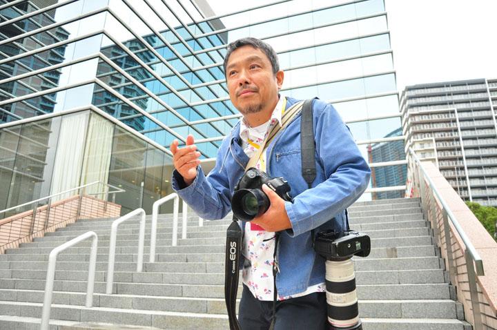 画像: 「普段撮られることがないからうれしい」と、阿部さん