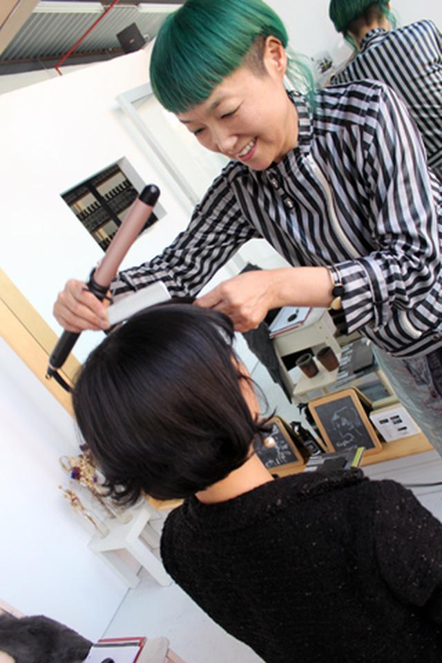画像: ― 実際に、「STEP BONE CUT ACADEMY」で学んだ美容師の収入が上がっていると聞きました。