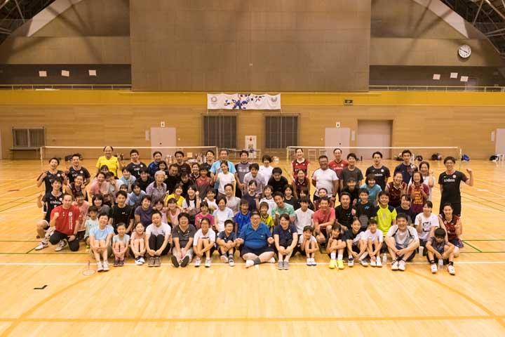 画像: 【体験レポート】日本ユニシスのバドミントン選手たちと触れ合ってきました♪~バドミントンって、とっても楽しい(2019年9月9日)