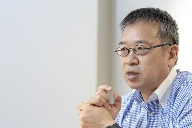 画像: アースアイズ株式会社 代表取締役 山内 三郎さん