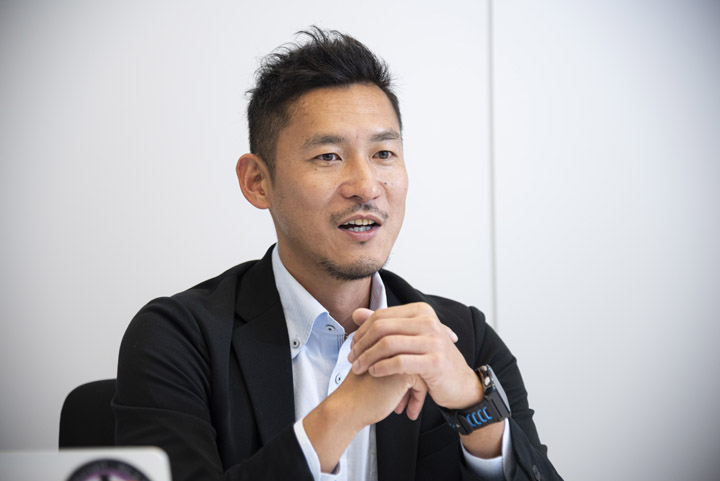 画像: INSIGHT LAB株式会社 代表取締役会長 CEO and Founder 遠山 功さん