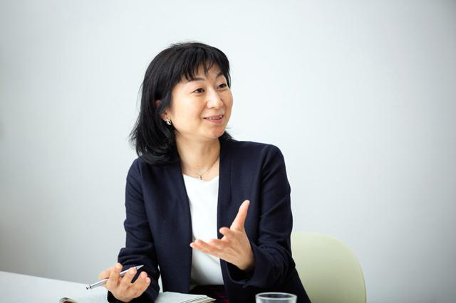 画像: ユニアデックス 未来サービス研究所 八巻 睦子