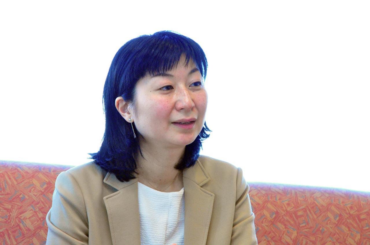画像: ユニアデックス 未来サービス研究所 次世代ビジネス室長 八巻 睦子