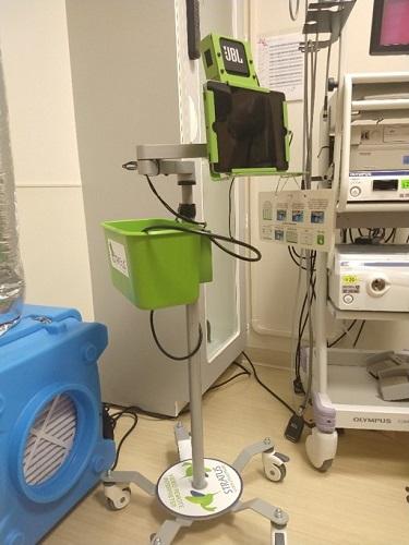 画像: 米Stratus Video社の同時通訳サービスの機器