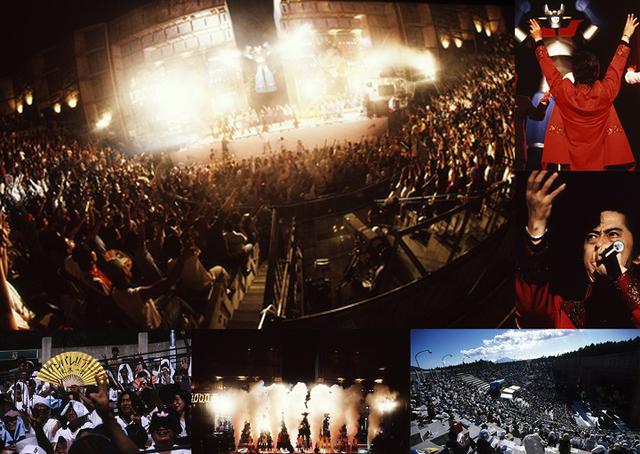 画像: 伝説の 「水木一郎24時間1000曲ライブ」 の様子。「日本で一番多くの曲を歌った単独ライブ」として音楽史に足跡を残した