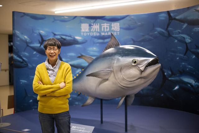 画像6: 「トヨスの人」第7回 豊洲市場にある小さな資料室「銀鱗文庫」の守り人(2021年2月9日号)