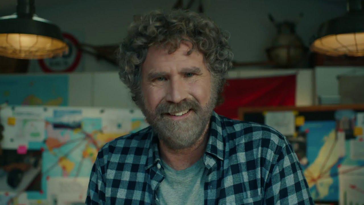 画像: Will Ferrell Super Bowl Ad - General Motors [2021] youtu.be