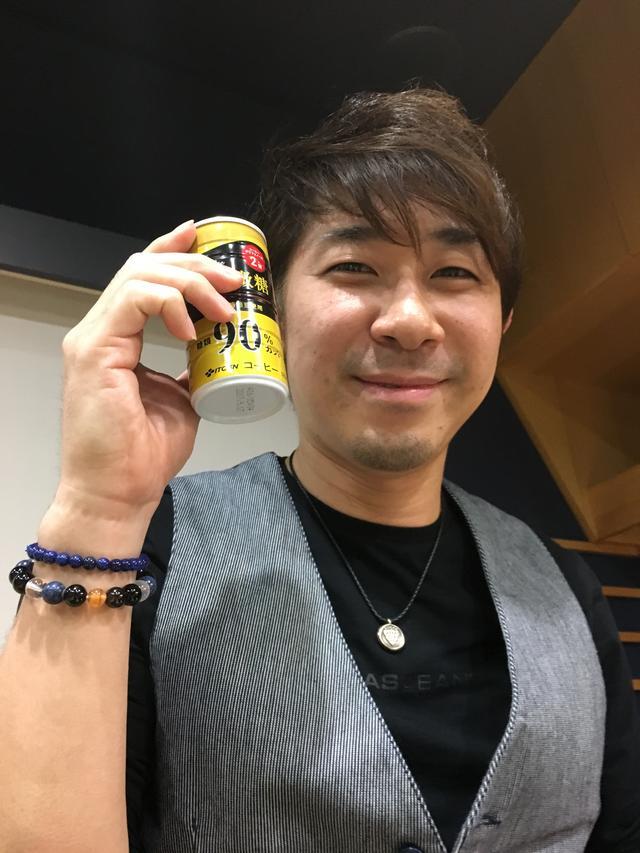 画像: 今回の、俺と缶コーヒー!