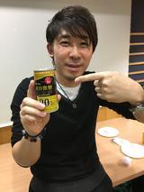 画像: おなじみの、缶コーヒーと俺!!(やっぱ微糖だよね!)