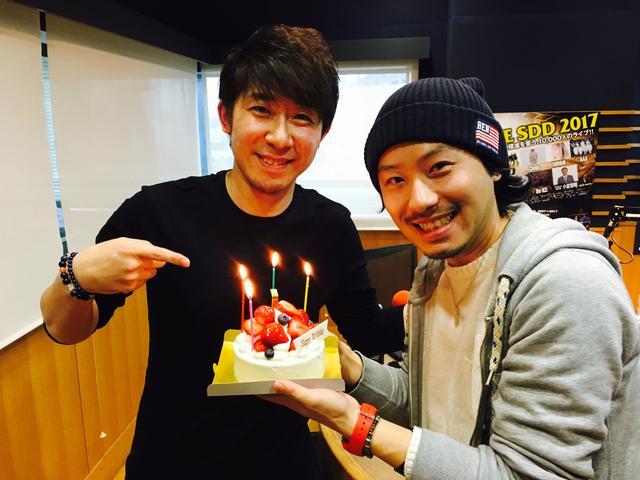 画像: 清水さんお誕生日おめでとうございます!