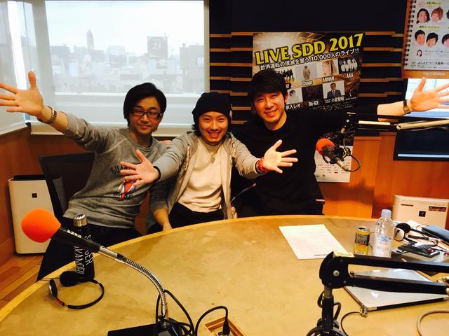 画像: 柳さん(左) 清水さん(中央) 大山さん(右)