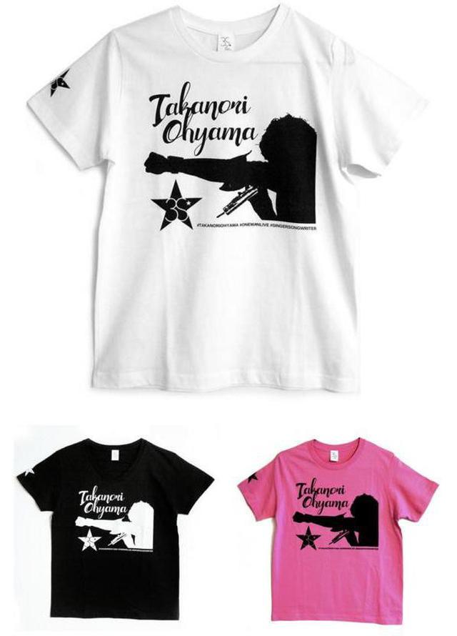 画像: 最新のTシャツと・・・