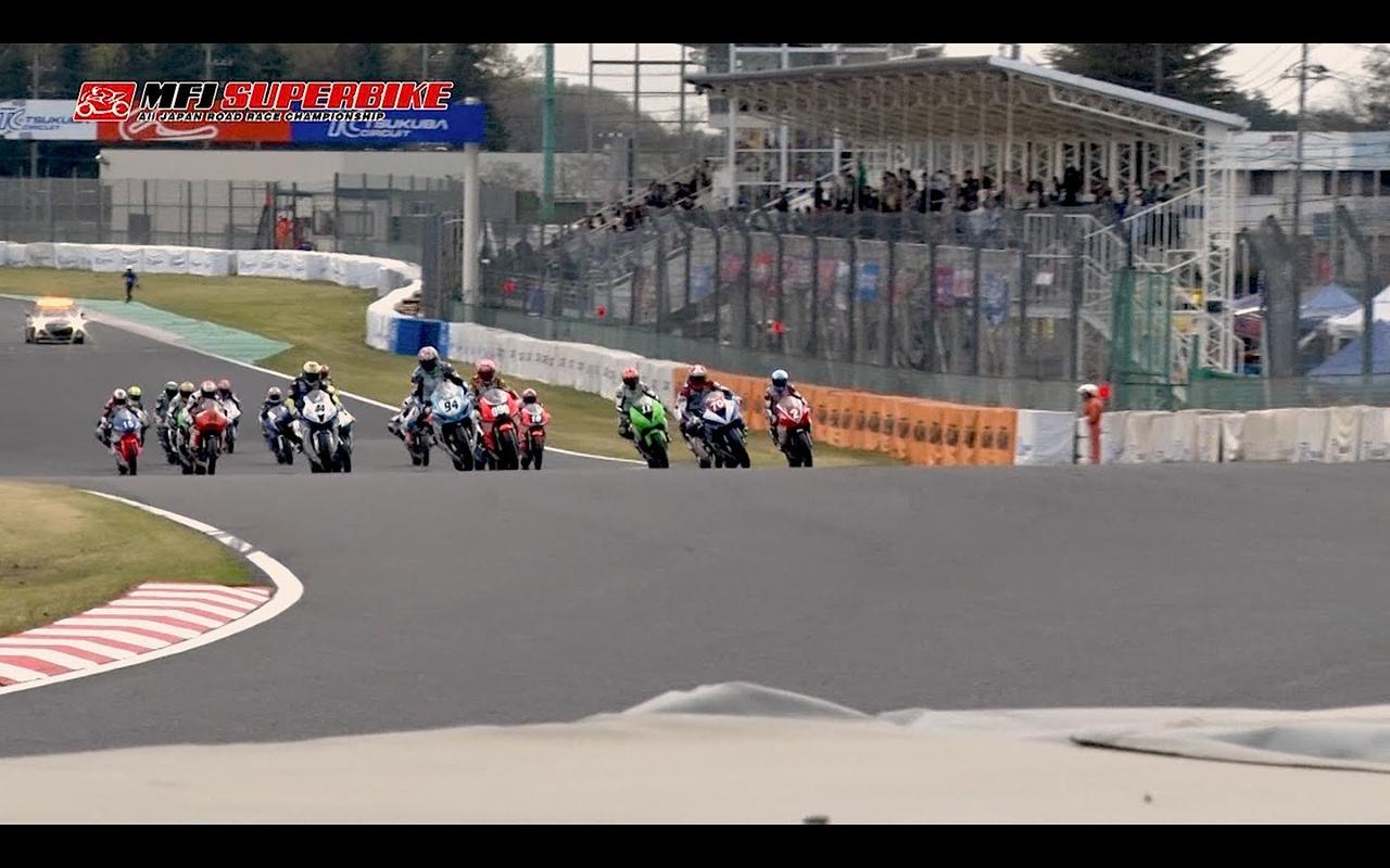 画像: 2016 SUPERBIKE ROUND 1 : Tsukuba J-GP2 Race1 Digest www.youtube.com