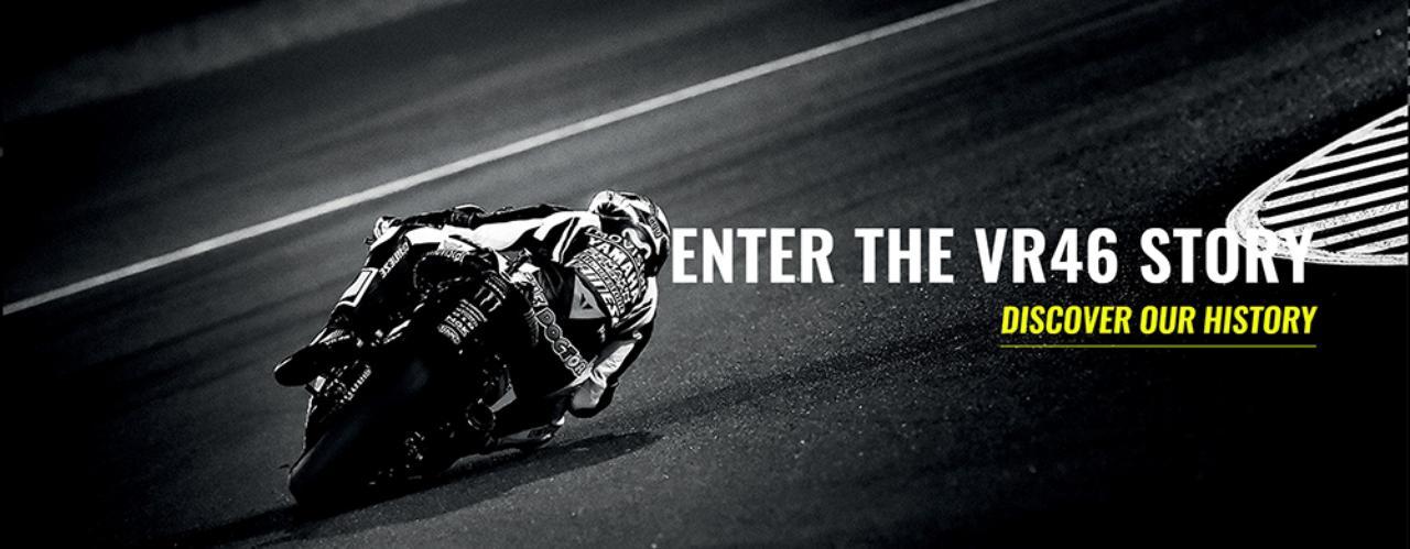 画像: yes, the store of the greatest MotoGP rider, Valentino Rossi vr46racing.jp