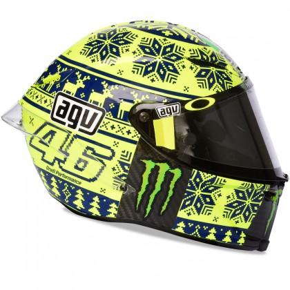画像: also famous for his unique helmet used every season. You can see then all and compare at VR46 Store. vr46racing.jp