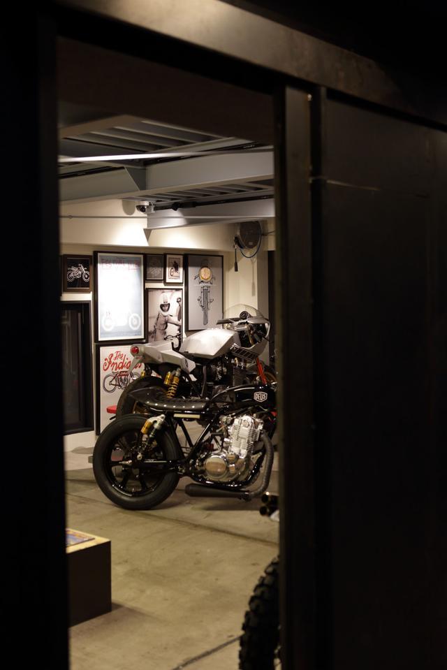 画像: motorcycle workshop deuscustoms.com