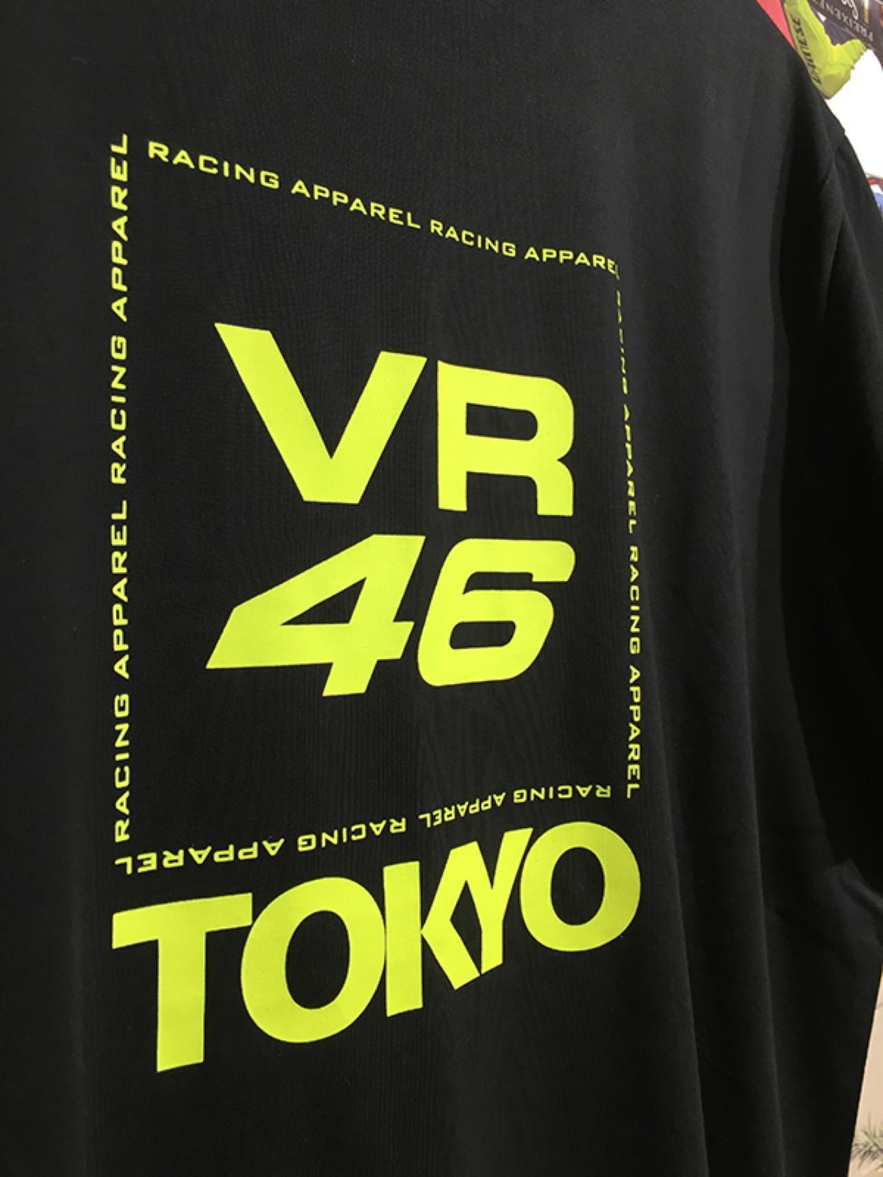 画像: some of the items are Tokyo Original, vr46racing.jp