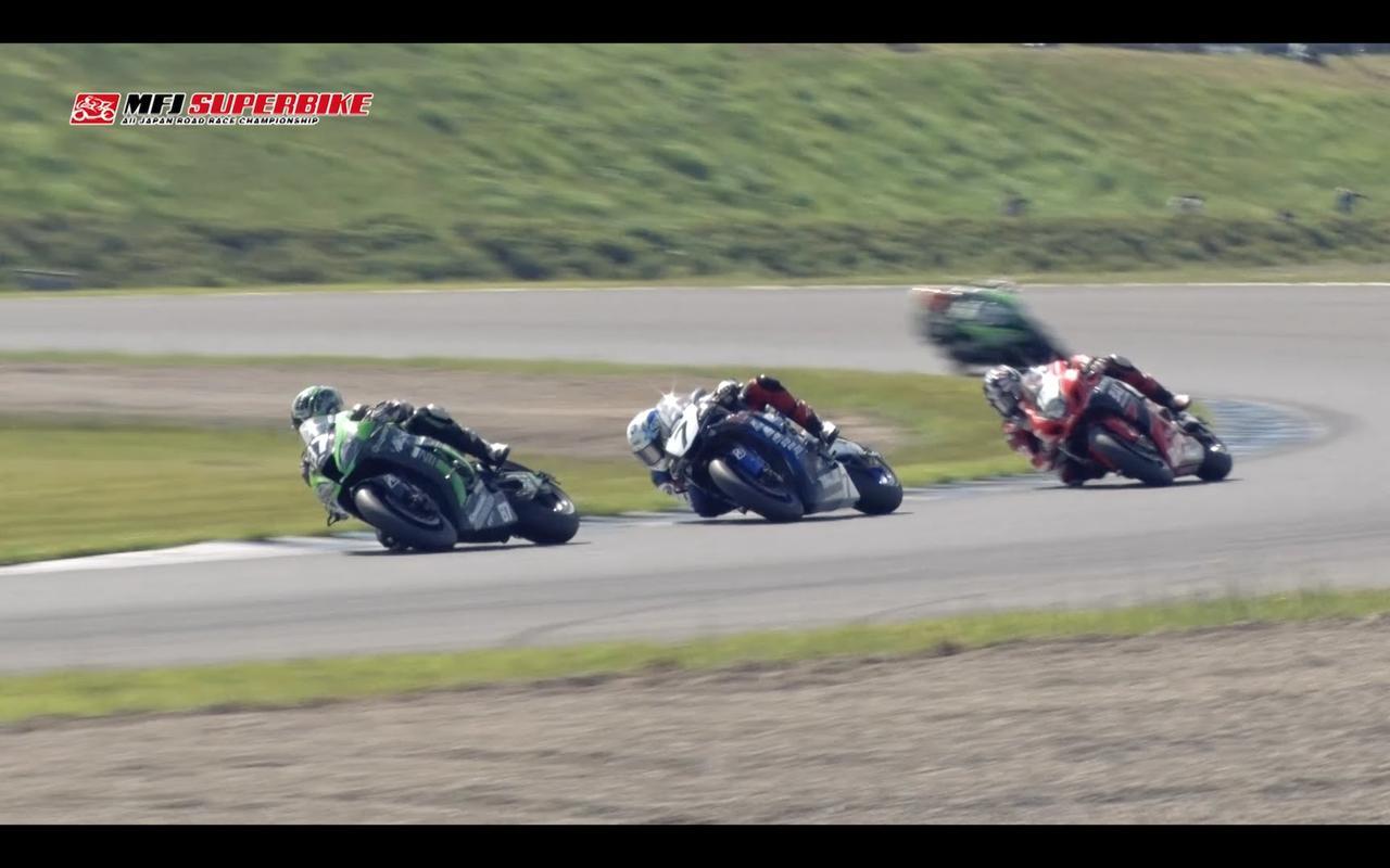 画像: 2016 SUPERBIKE ROUND 3 : Motegi JSB1000 Race Digest www.youtube.com