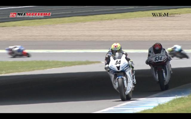 画像: 2016 SUPERBIKE ROUND 3 : Motegi J-GP2 Race Digest www.youtube.com