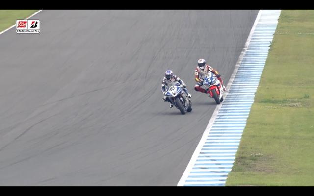 画像: 2016 SUPERBIKE ROUND 3 : Motegi ST600 Race Digest www.youtube.com