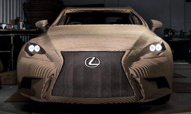 画像: Lexus launches world's first origami-inspired car - Lexus