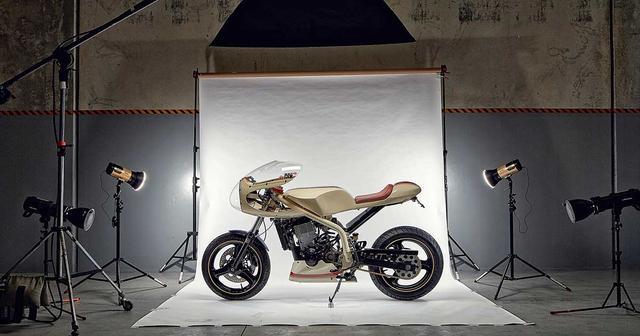 画像: The Long Road to Perfection: Jeff Lamb's MZ Skorpion