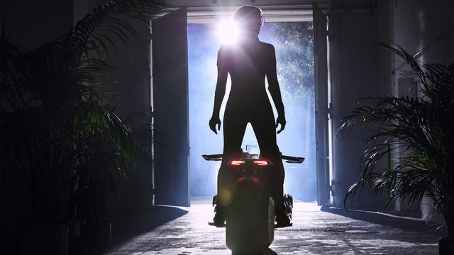 画像: The BMW Motorrad VISION NEXT 100.