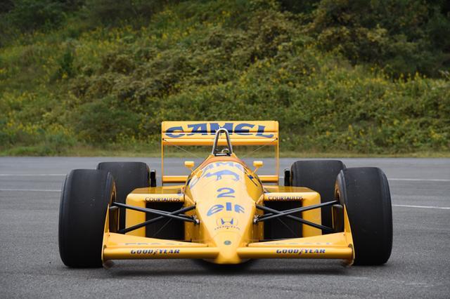 画像: 100T (1988) 1,494cc 4 stroke V6 twin turbo engine 685PS@12,300rpm Driven by Satoru Nakajima www.honda.co.jp