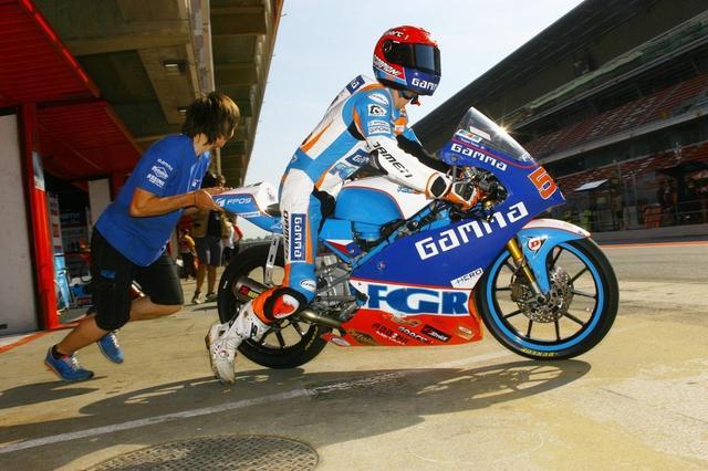 画像: 2012 Barcelona racing.motofgr.com