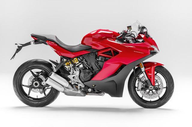 画像: The 2017 Ducati SuperSport Is The Sportbike For You Everyday Riders
