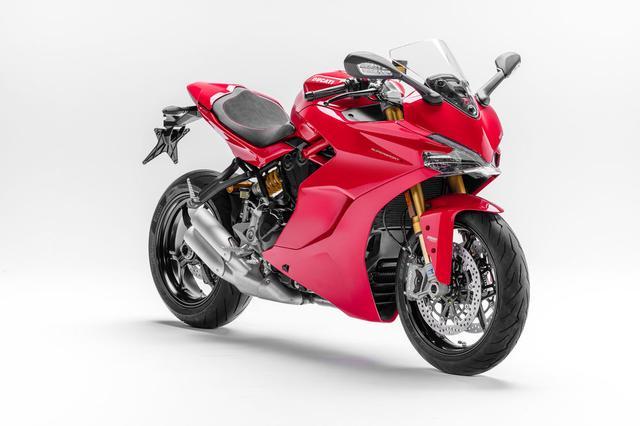 画像: Ducati Red www.cycleworld.com