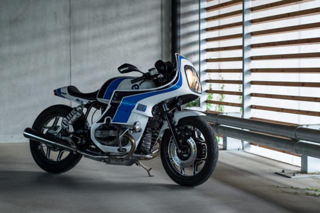 画像: The 80s are back: Luka Cimolini's BMW R100 RS