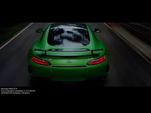 画像: Beast of the Green Hell - The Mercedes-AMG GT R Has Arrived www.youtube.com