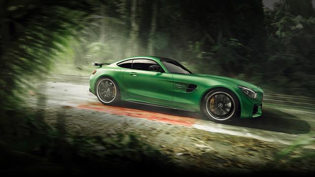 画像: The Mercedes-AMG GT R – Beast of the Green Hell